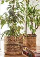 Jute Planter | Home Accessories